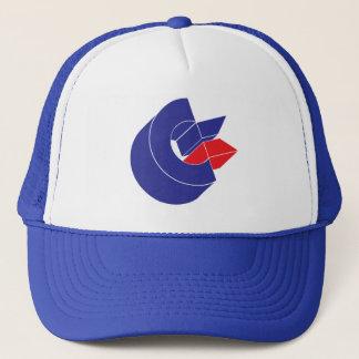 Commodore Logo Trucker Hat