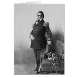 Commodore Matthew Calbraith Perry Card