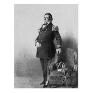 Commodore Matthew Calbraith Perry Postcard