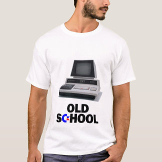 Commodore Old School shirt