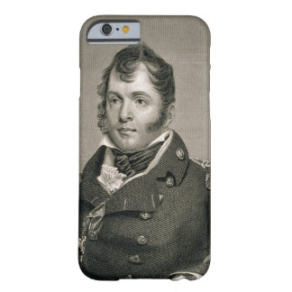 Commodore Oliver Hazard Perry (1785-1819), engrave Barely There iPhone 6 Case
