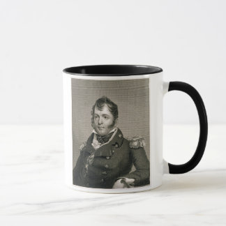 Commodore Oliver Hazard Perry (1785-1819), engrave Mug