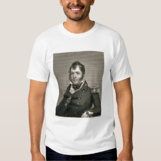 Commodore Oliver Hazard Perry (1785-1819), engrave Shirt