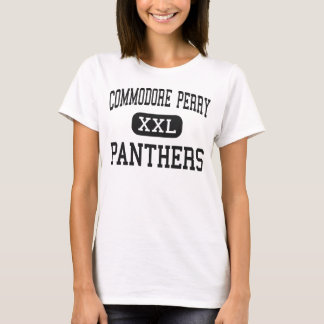 Commodore Perry - Panthers - High - Hadley T-Shirt