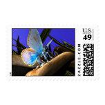 Common Blue Postage Stamp