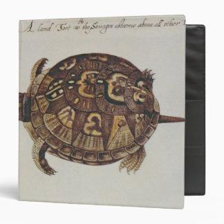 Common Box Tortoise Binder