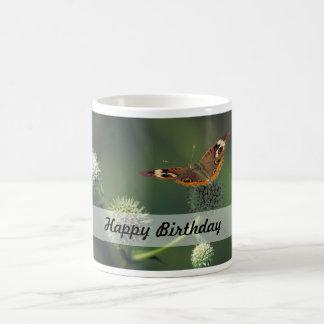 Common Buckeye Butterfly Coffee Mug