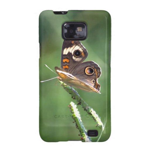 Common Buckeye Butterfly samsung glaxay case Samsung Galaxy Case