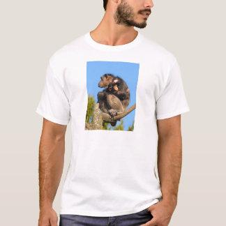 Common Chimpanzee Chimp Pan Troglodytes T-Shirt