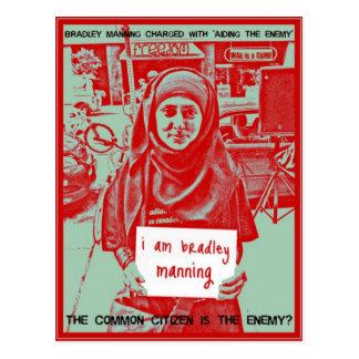 Common Citizens Postcard