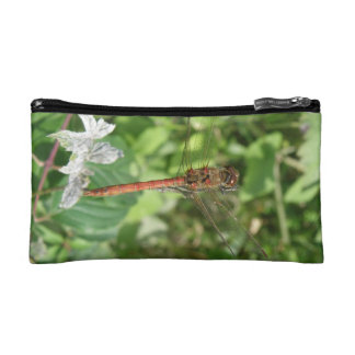 Common darter Dragonfly Cosmetic Bag