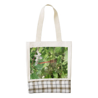 Common Darter Dragonfly Tote