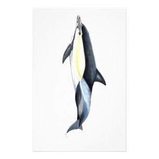Common dolphin Delphinus delphis Stationery
