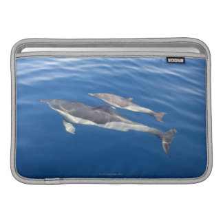 Common Dolphin in the strait MacBook Air Sleeve