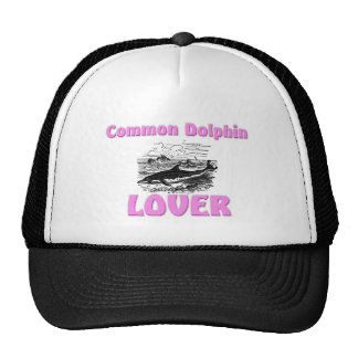 Common Dolphin Lover Mesh Hats