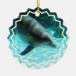 Common Dolphin Ornament
