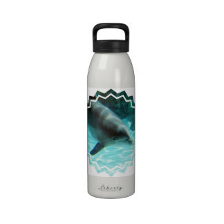Common Dolphin Water Bottle