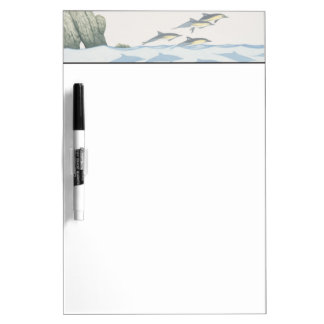 Common Dolphins Dry-Erase Board