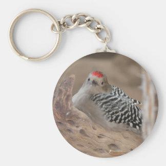 common flicker on nest 2 keychain