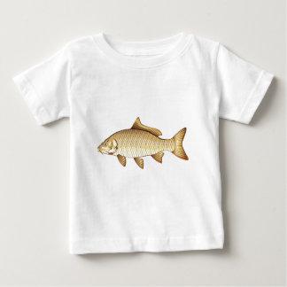 Common Golden Carp Vector Art T-shirt
