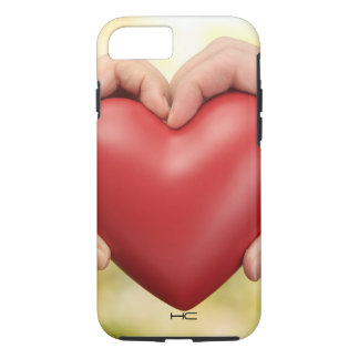 common heart-love case for iPhone 7