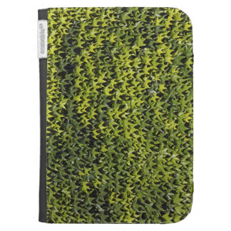Common ivy (hedera helix) at house wall kindle 3G case