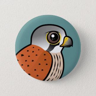 Common Kestrel Pinback Button