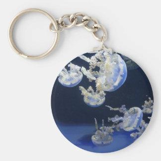 Common Lagoon Jelly Keychain