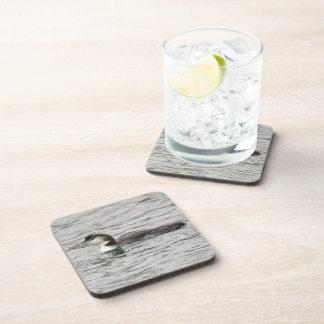 Common Loon Beverage Coasters