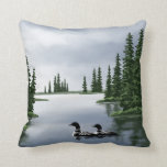 Common Loon Pillows