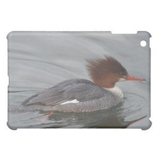 Common  Merganser iPad Mini Covers