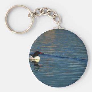 Common Merganser Keychains