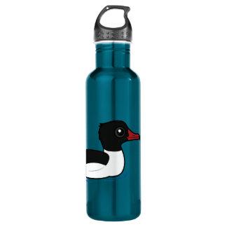 Common Merganser Stainless Steel Water Bottle
