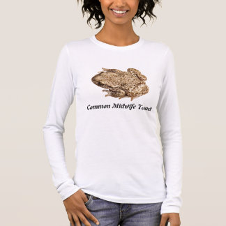 Common Midwife Toad Long Sleeve T-Shirt