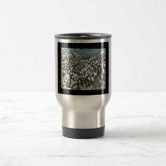 Common Murres 15 Oz Stainless Steel Travel Mug