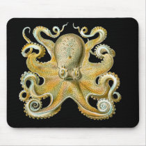 Common Octopus Mouse Pad