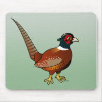 Common Pheasant Mousepad