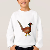 Common Pheasant Kids' American Apparel Organic T-Shirt