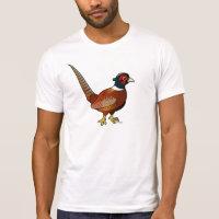 Common Pheasant Men's Alternative Apparel Basic Crew Neck T-Shirt