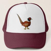 Common Pheasant Trucker Hat