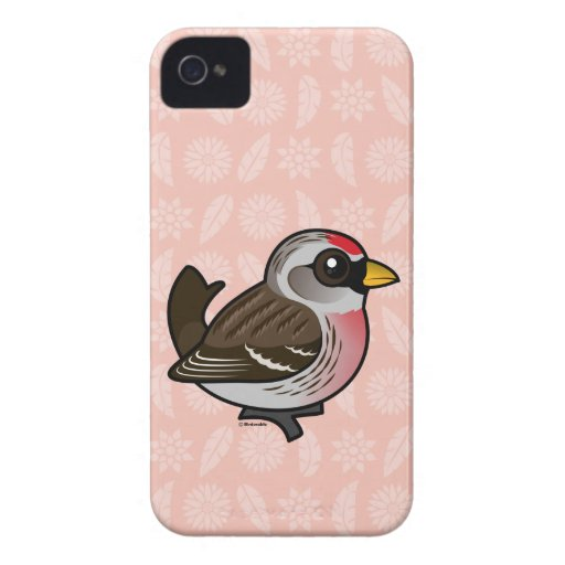 Common Redpoll iPhone 4 Covers