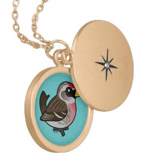 Common Redpoll Jewelry