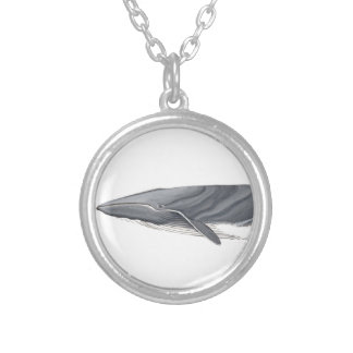 Common Rorcual - aim whale necklace