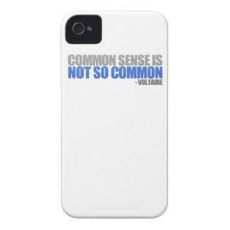 Common Sense iPhone 4 Cases