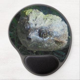 Common Snapper Turtle Mousepad Gel Mouse Pad