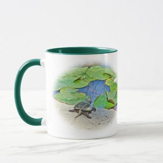 Common Snapping Turtle - Chelydra serpentina Mug