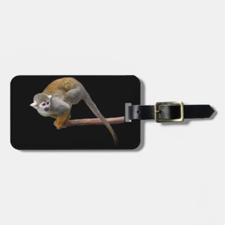 Common Squirrel Monkey Bag Tag