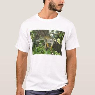 Common Squirrel Monkey, (Saimiri sciureus), Rio T-Shirt