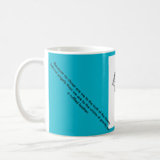 Common Stones Quote Mug