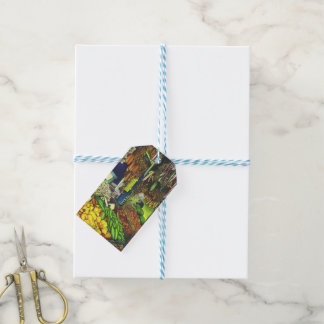 Common Threads of Human Interactions, Budapest Gift Tags